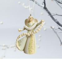 """Heaven's Miracles""  Memorial Keepsake Ornament"