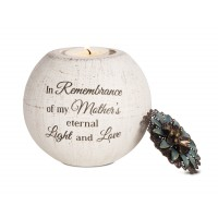 Loss of Mother Memorial Candle