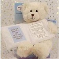 """Cuddly Comfort"" Remembrance Bear"