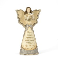 "Memorial Angel - ""Safe Hands of God"""